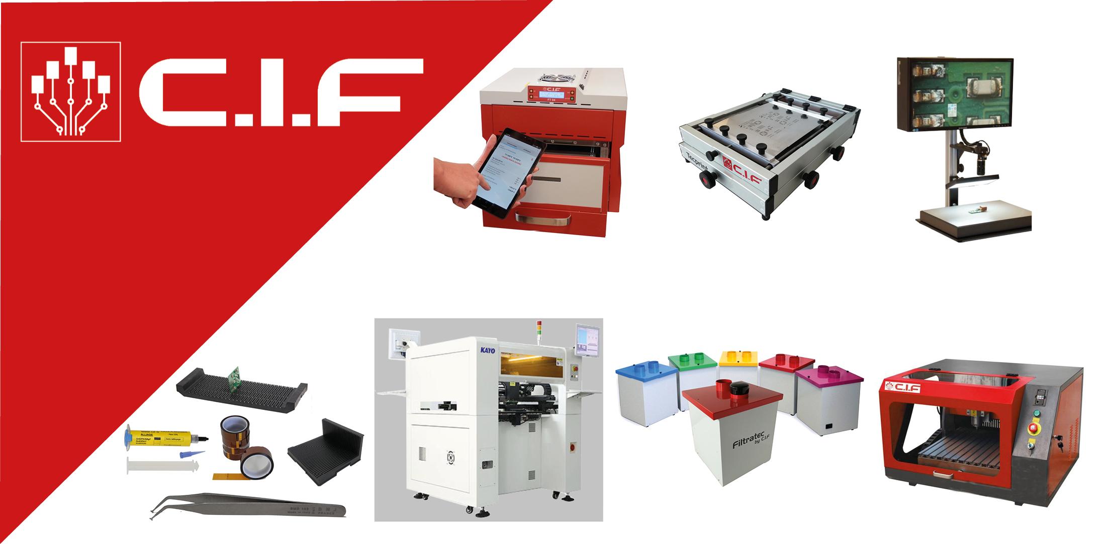 Circuit Imprimé Francais (CIF)